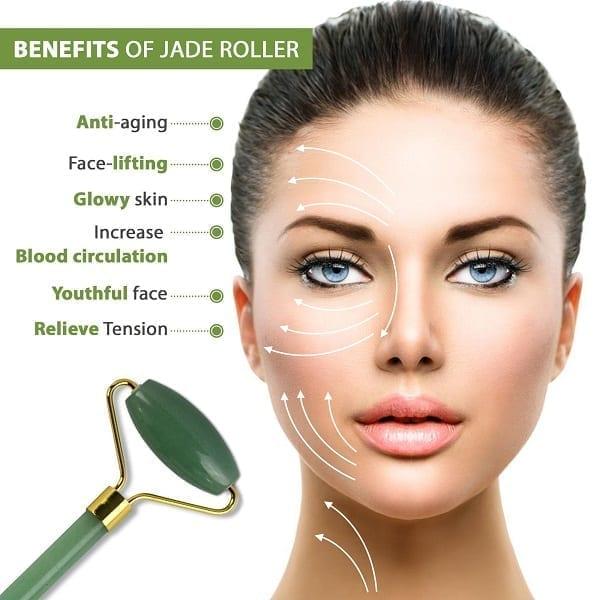 Jade Roller Benefits
