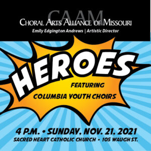 "CYC Presents ""Heroes"""