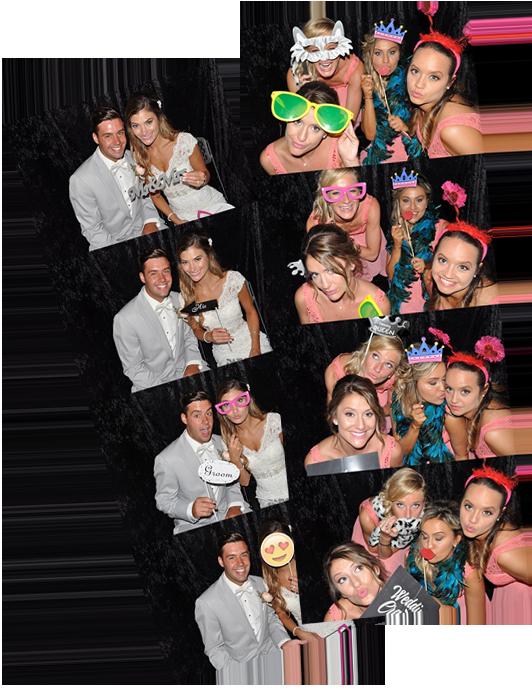 Wedding Photostrip Example