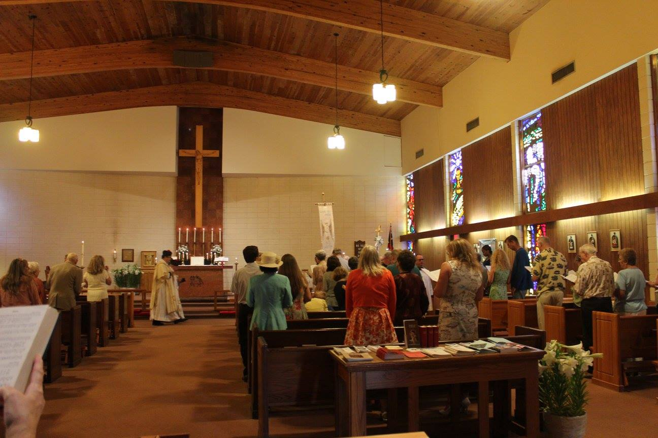 The Chapel of the Holy Spirit – HGA