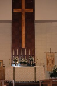 HGA Main Altar