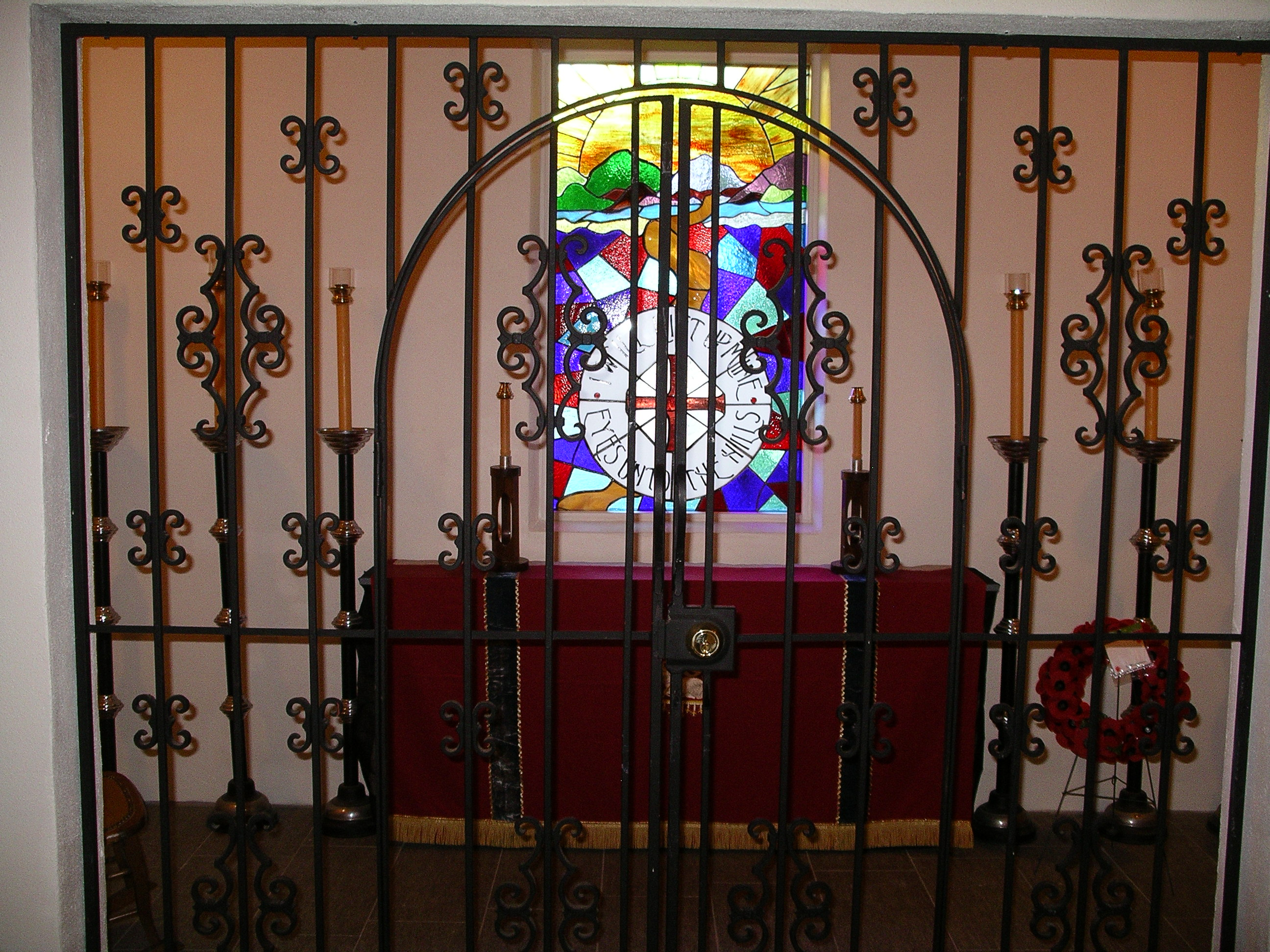 Columbarium – Holy Guardian Angels, Lantana Florida