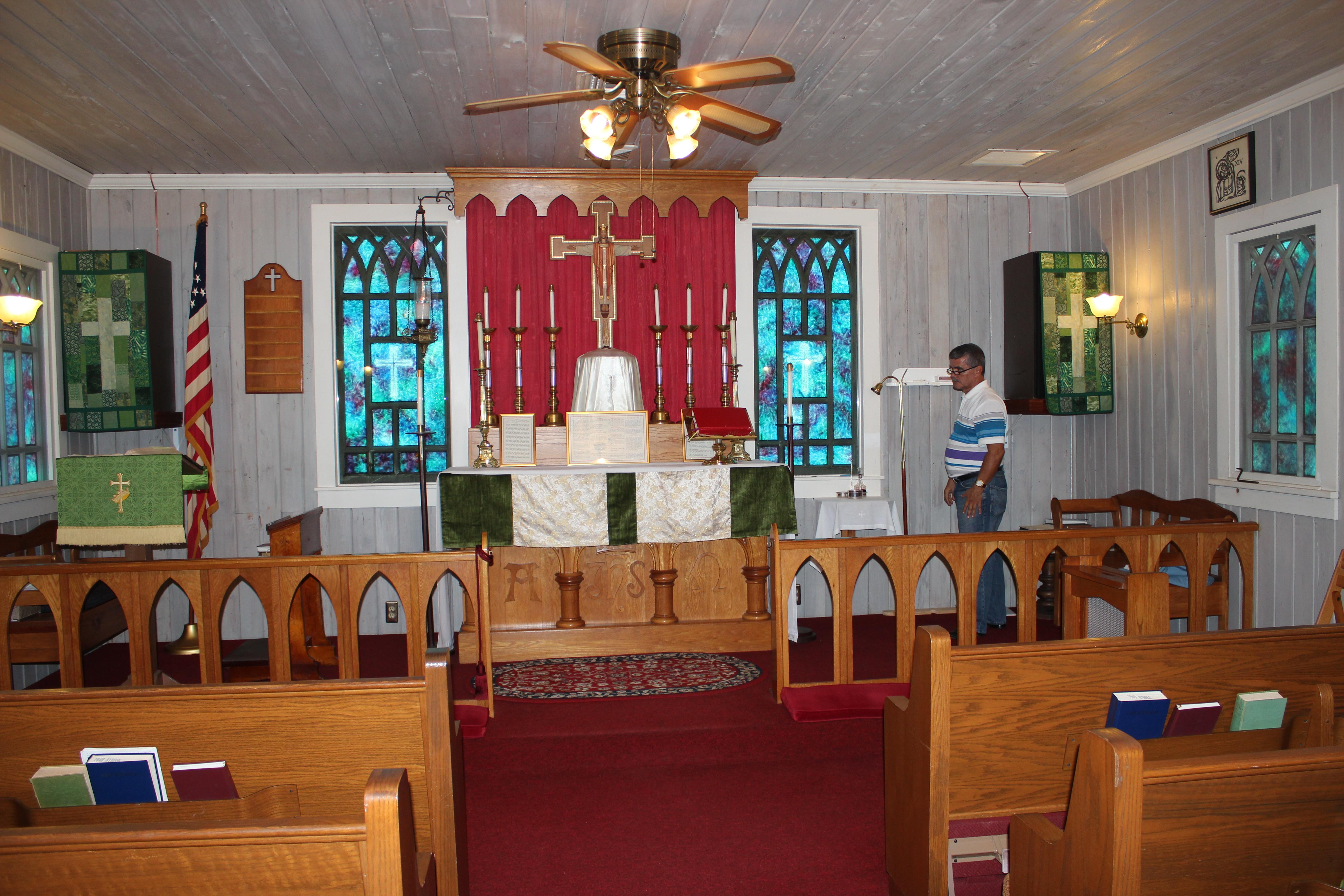 Holy Spirit Chapel  – Holy Guardian Angels, Lantana Florida