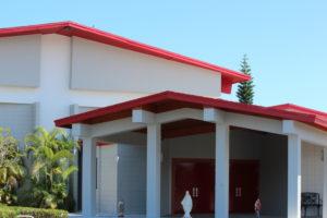 HGA Entrance View