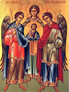 Holy Guardian Angels