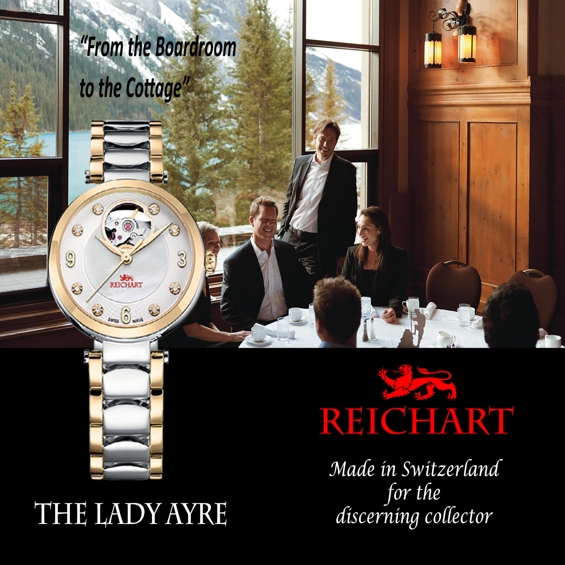 The Lady Ayre by Reichart Watch