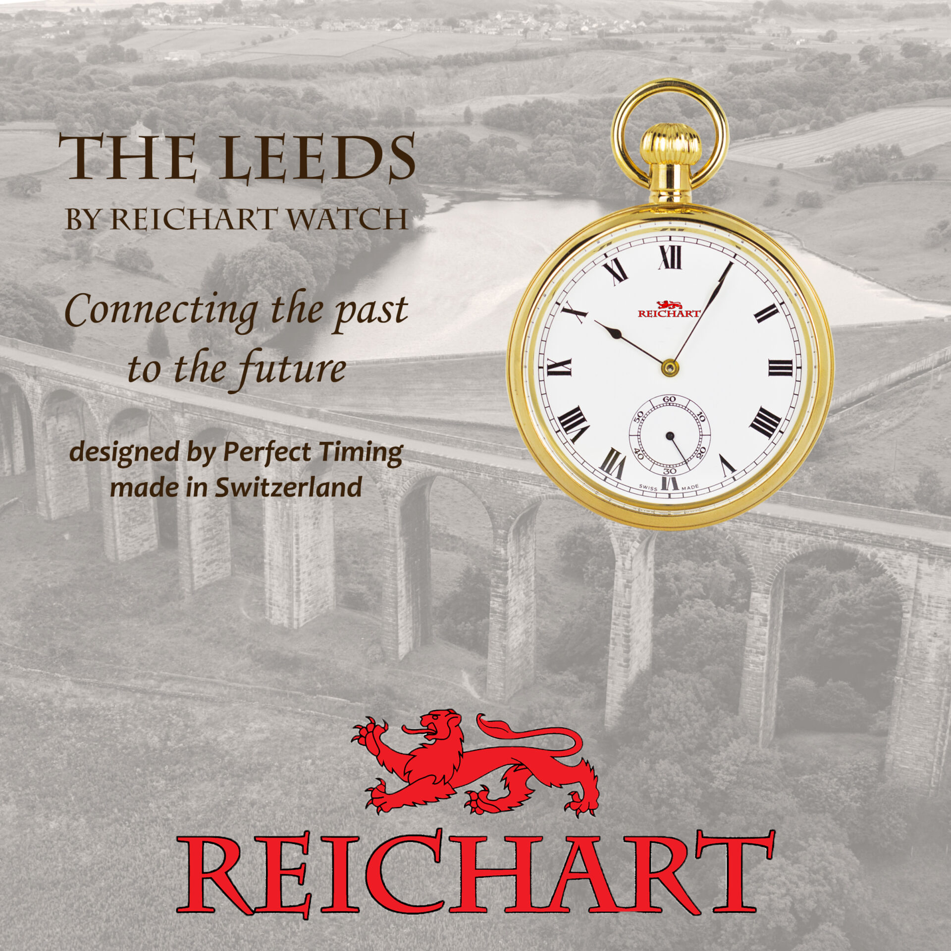 The Leeds by Reichart Watch