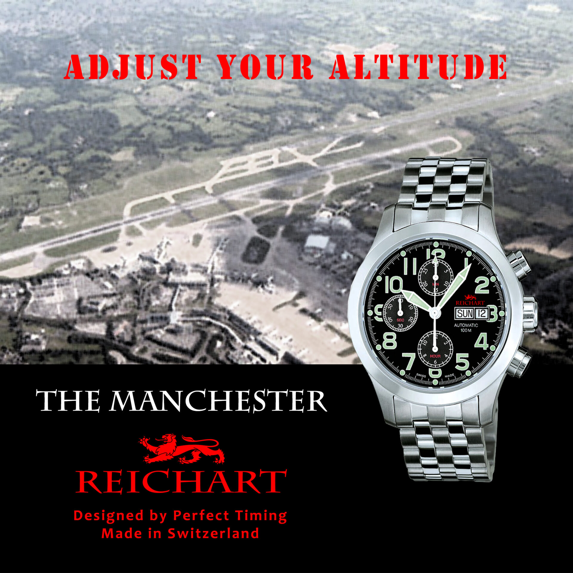 The Manchester by Reichart Watch