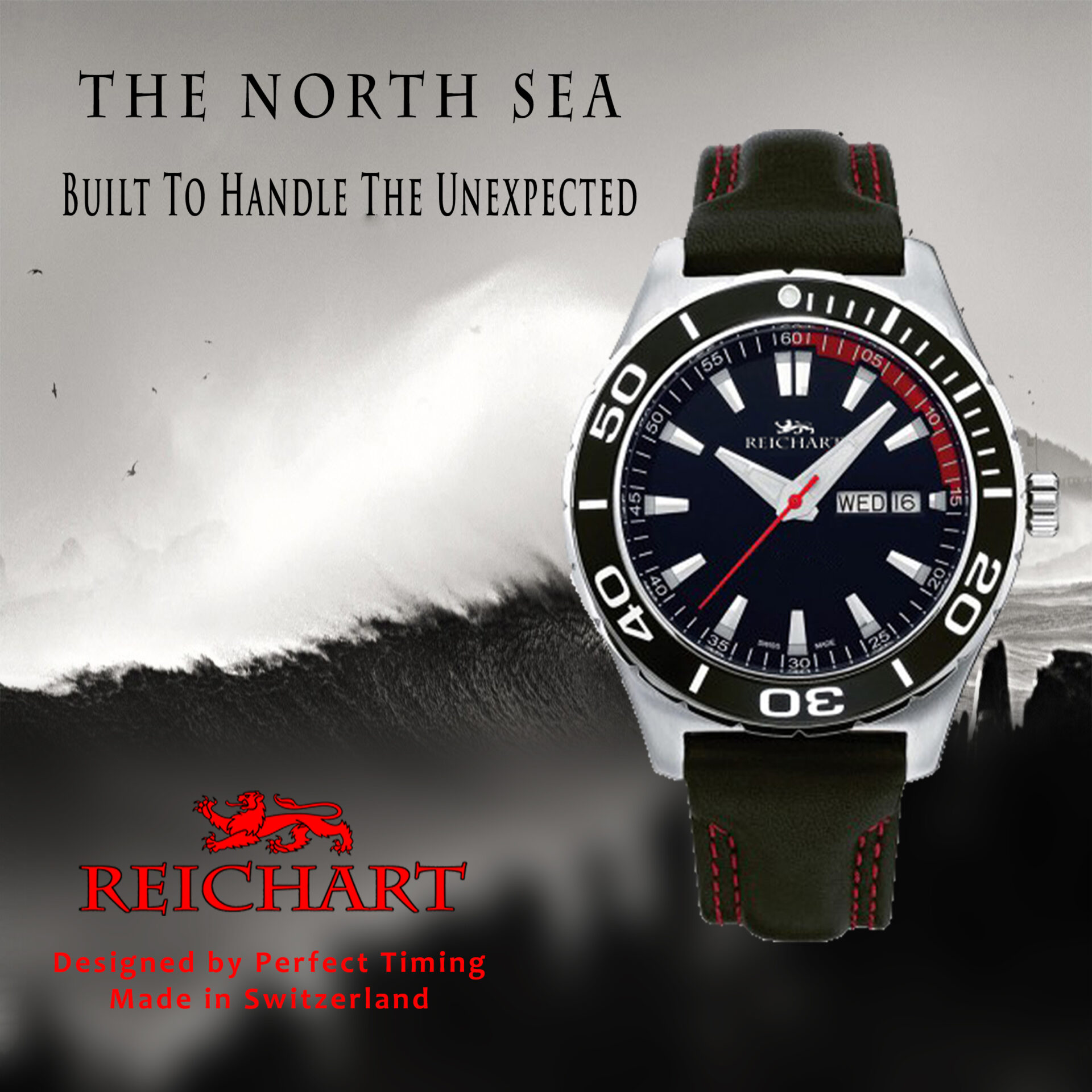 The North Sea by Reichart Watch