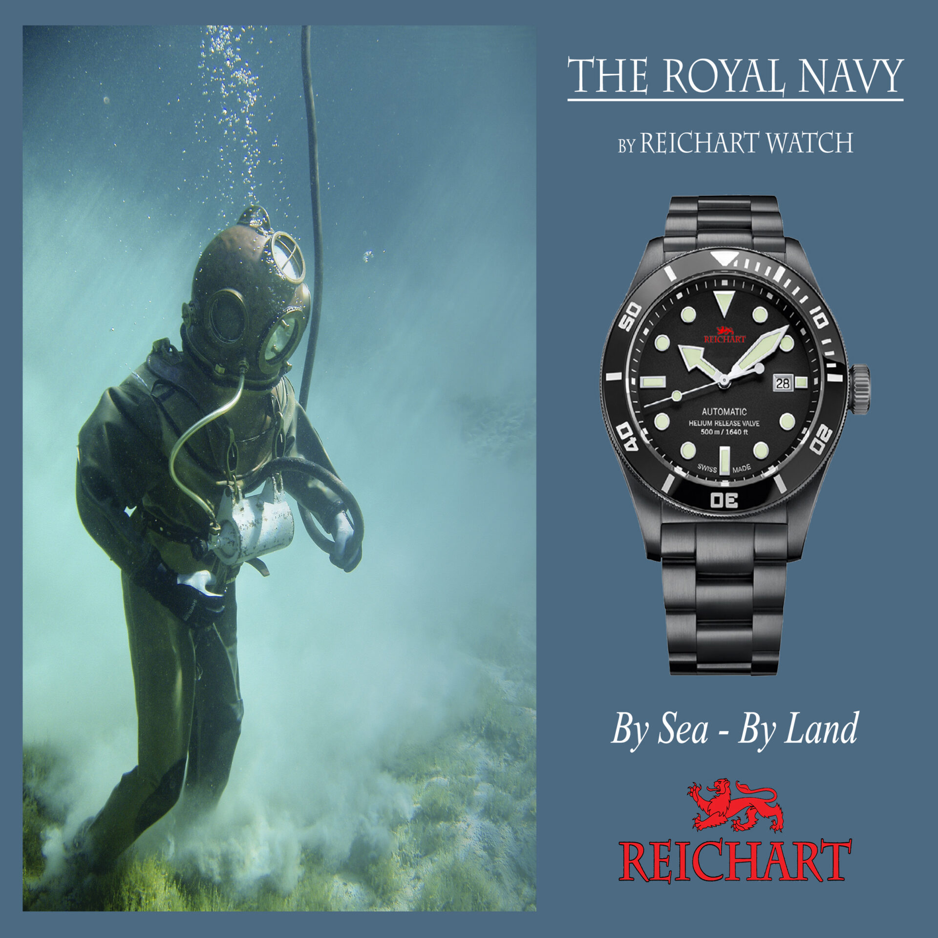 The Royal Navy by Reichart Watch