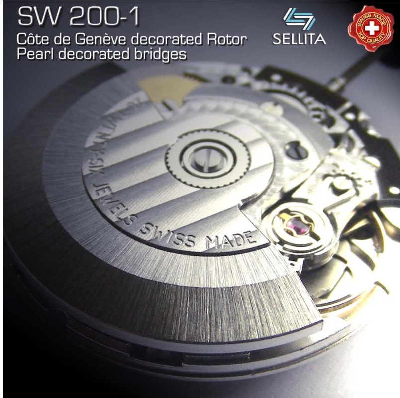Sellita Calibre SW200