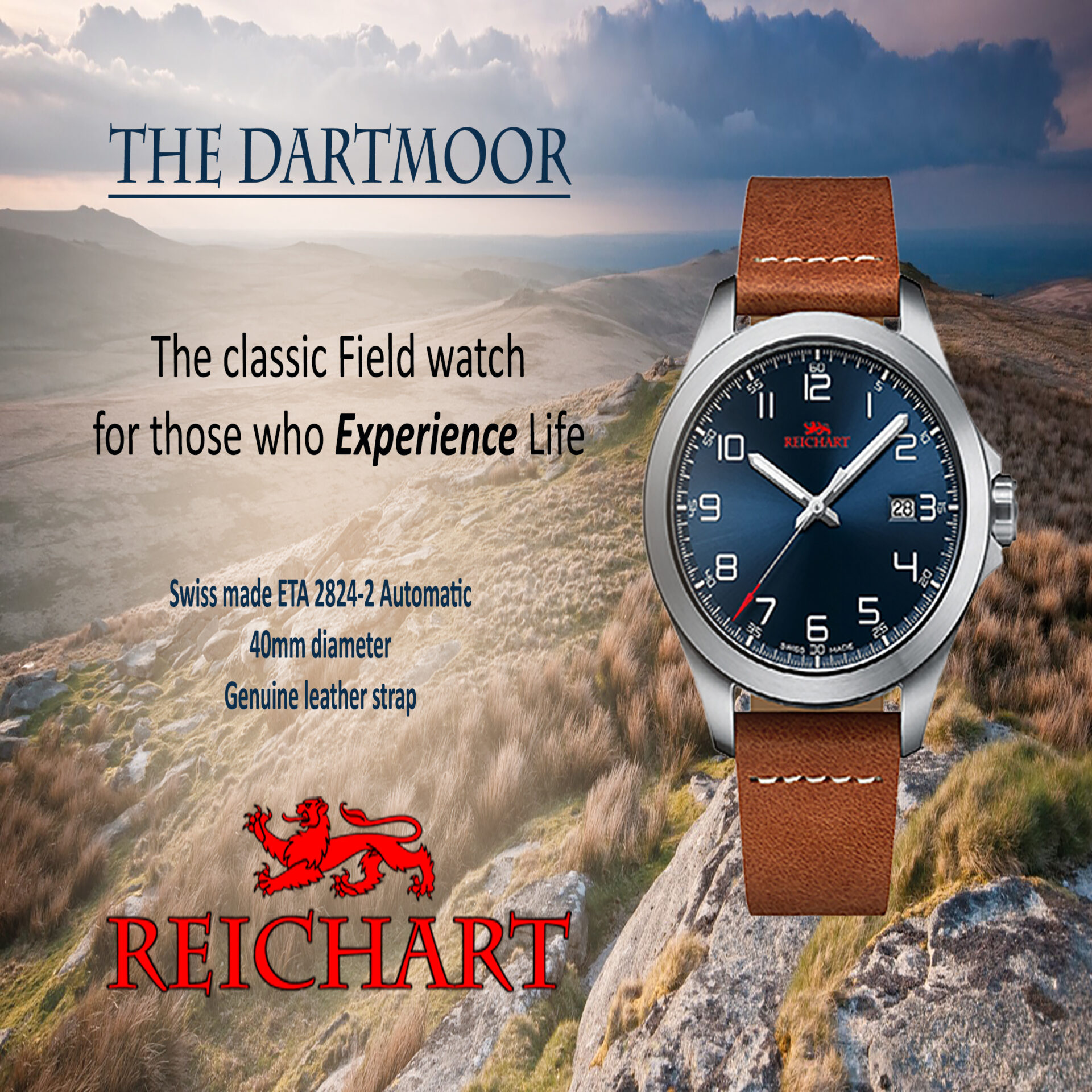 The Dartmoor by Reichart Watch