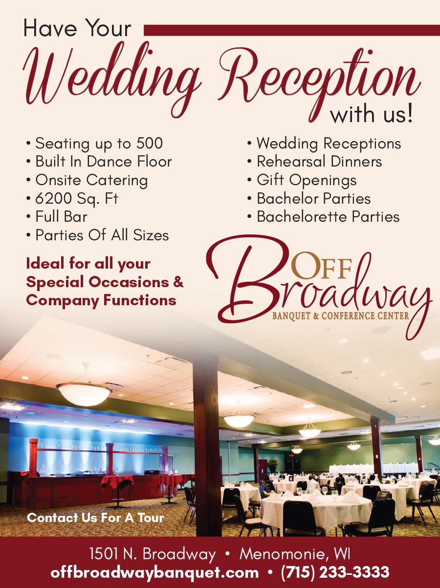 Off Broadway Banquet Weddings