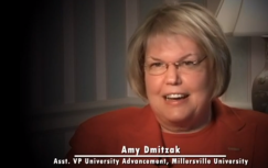 Amy Dmitzak Asst. VP University, Millersville University