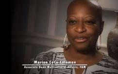 Dr. Marion CoCo Coleman, Associate Dean Multicultural Affairs F&M