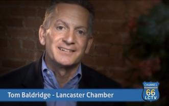 Tom Baldrige, President at Lancaster Chamber – Testimonial (LCTV 66)