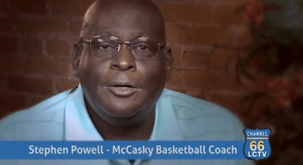 Stephan Powell – McCaskey Basketball Coach