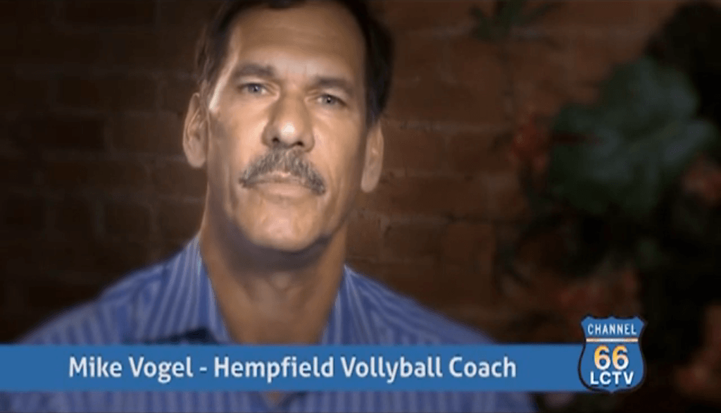 Mike Vogal – Hempfield Volleyball Coach – Testimonial (LCTV 66)