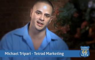 Michael Tripari – Tetrad Marketing Lancaster PA Testimonial (LCTV 66)