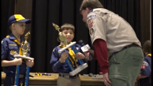 Pinewood Derby Districts 2016