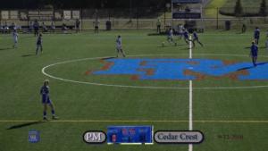 Girls Soccer Cedar Crest vs PM
