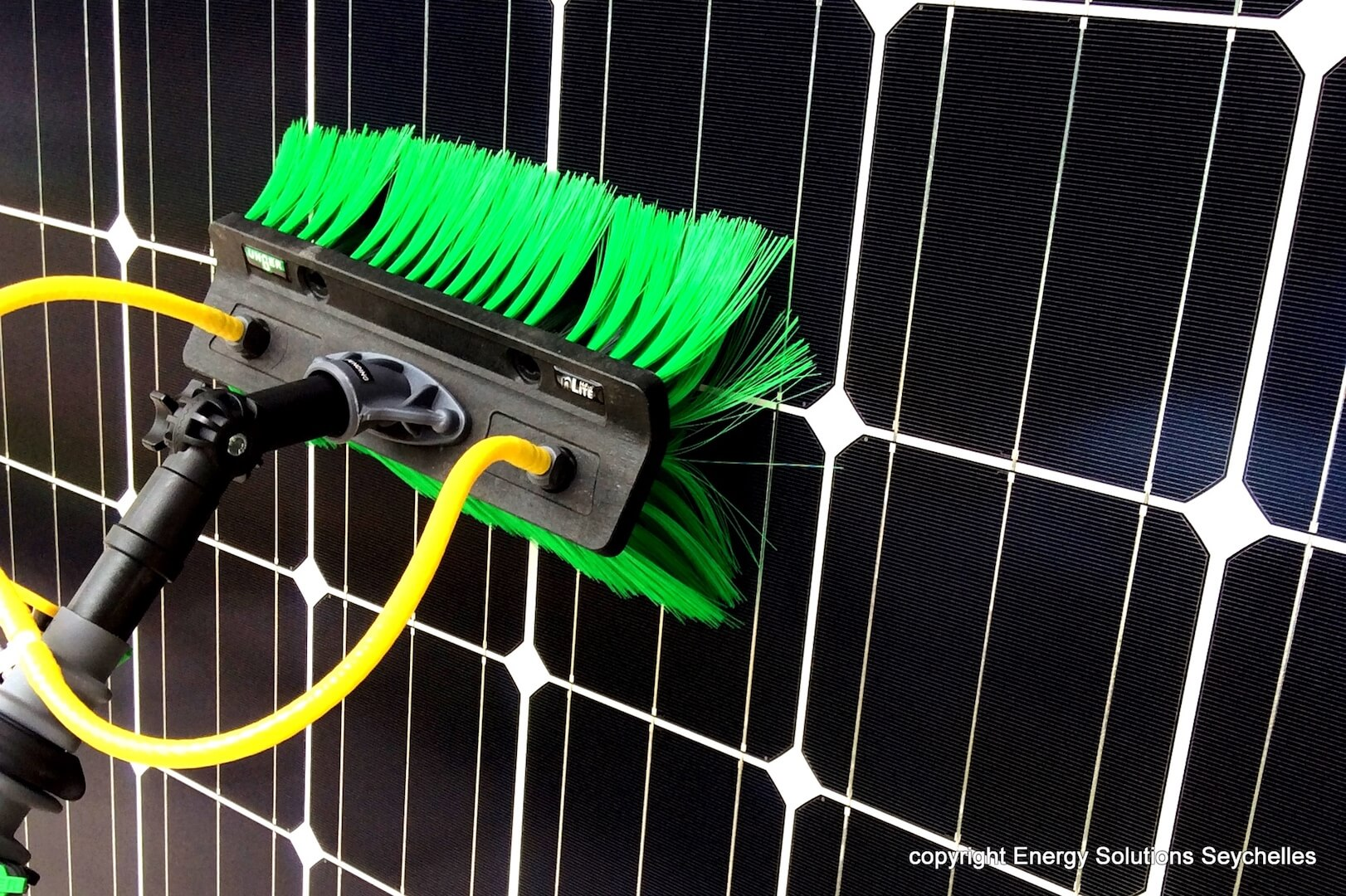 ESS Panel Cleaning