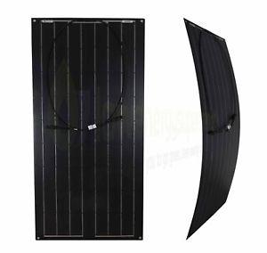 flex panel black