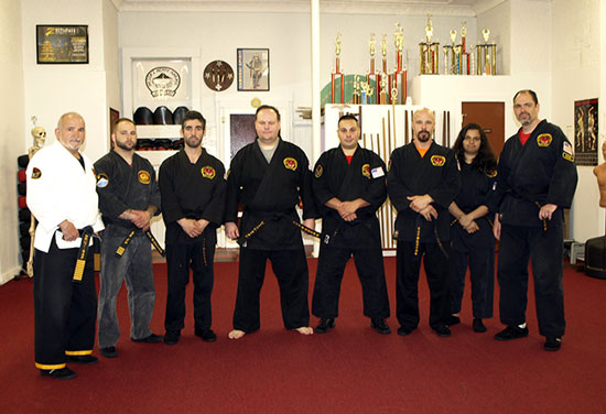 Black Belt Test - May 2015