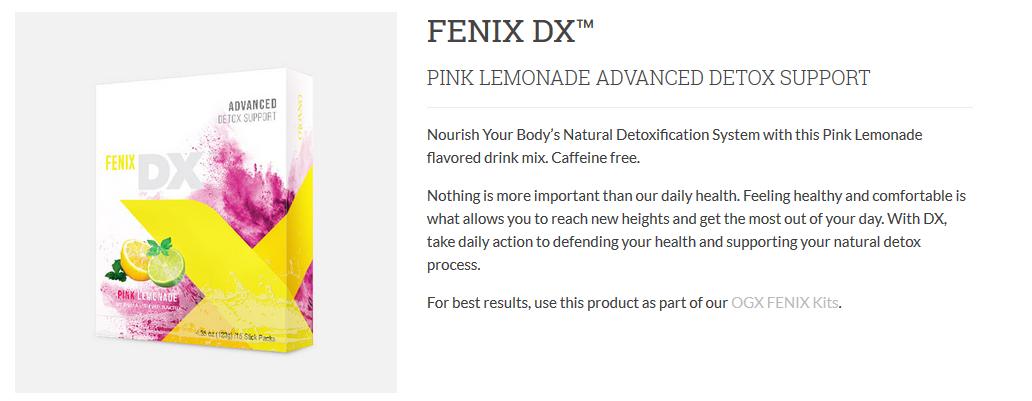 DX- soft detox