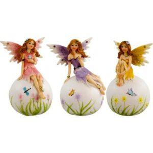 Fairies on a ball $14.99 each
