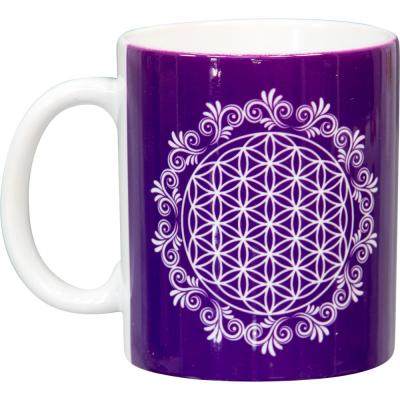 Purple Flower of Life $14.99