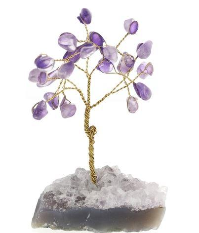 Amethyst Gem Tree $14.99
