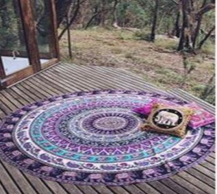 Round Tapestry, various styles $29.99 each
