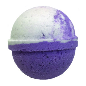 Lavanilla Bath Bomb Image