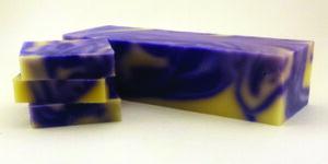 Lavender Lemongrass Soap Bar Image