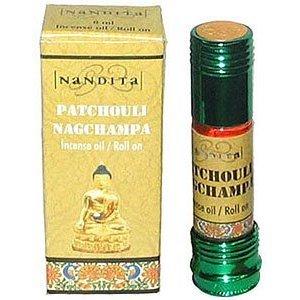 Nandita Patchouli Nagchampa scented oils