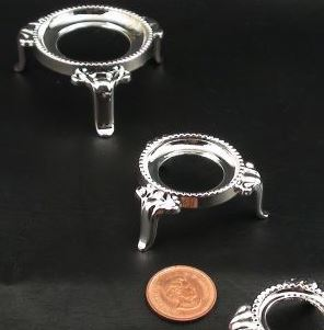 Sphere Stand Silver