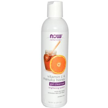 Vitamin C & Manuka Honey Cleanser $16.99