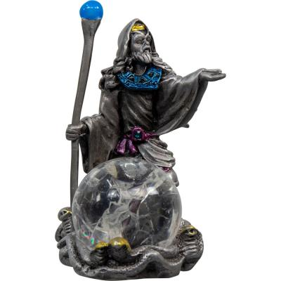 """Wizard with crystal ball 2.75"""" 34.99"""