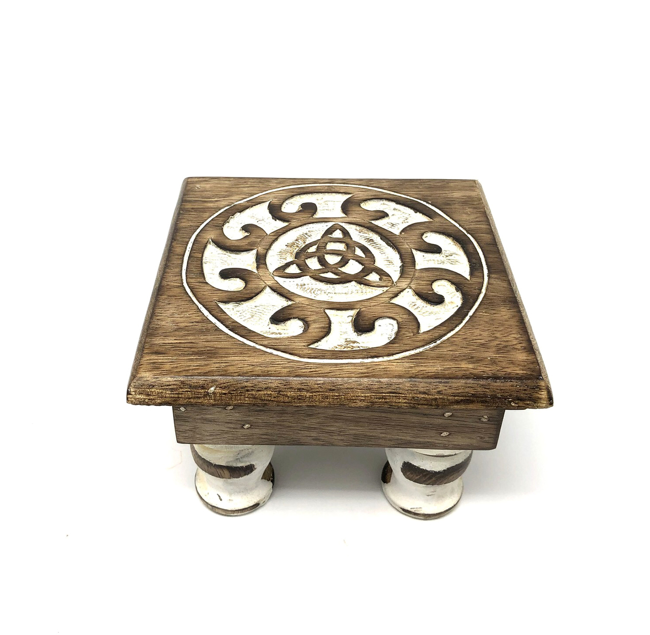Wood Altar table Triquetra 6x 4 $24.99