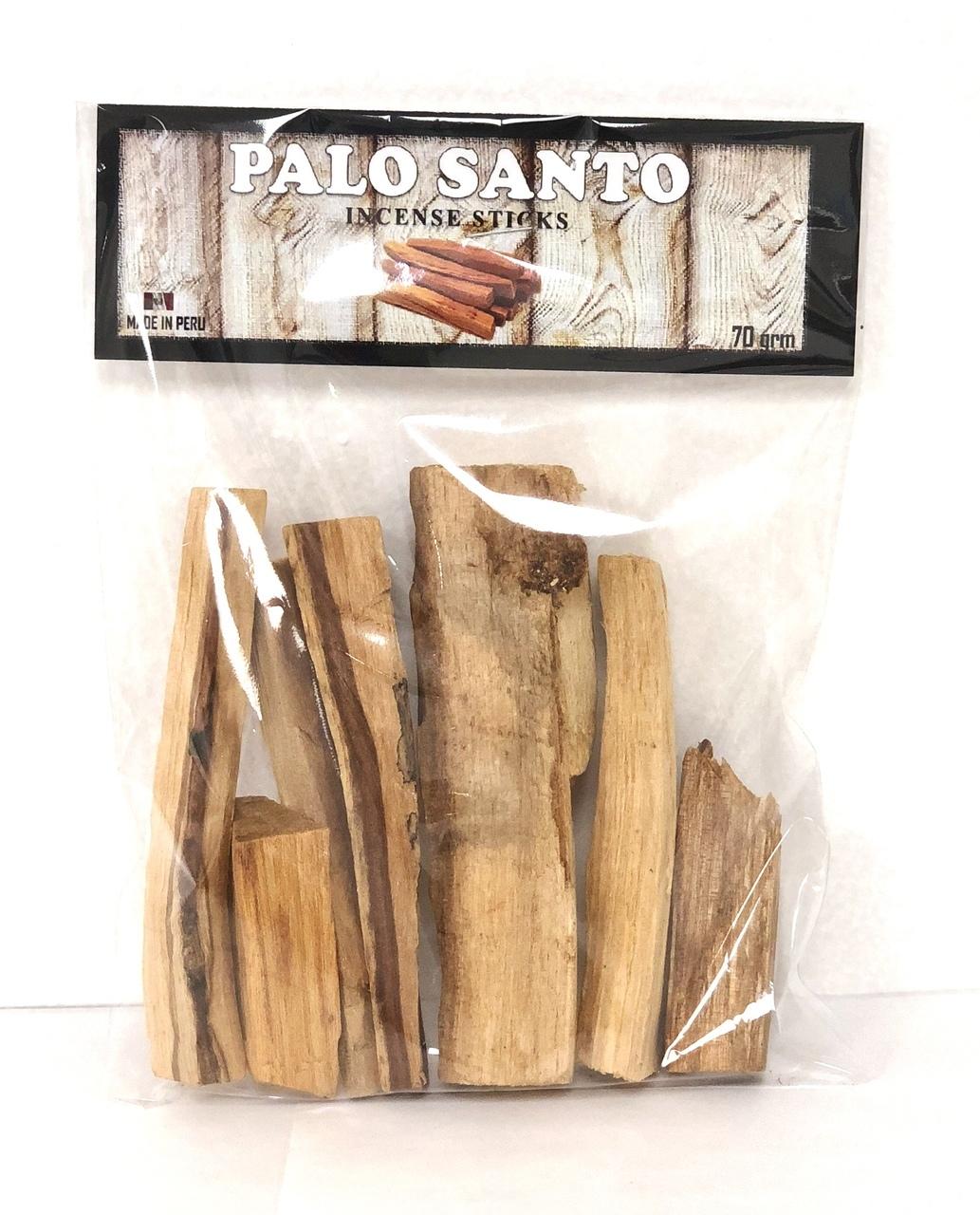 Palo Santo Wood Stick (Peru) 70 grams $12.99
