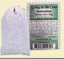 Going In The Cave Nuwati Herbals Bath Bags Image