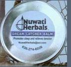 Nuwati Hebal Dream Catcher Balm