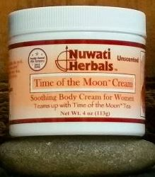 Nuwati Herbals Time of the Moon Cream
