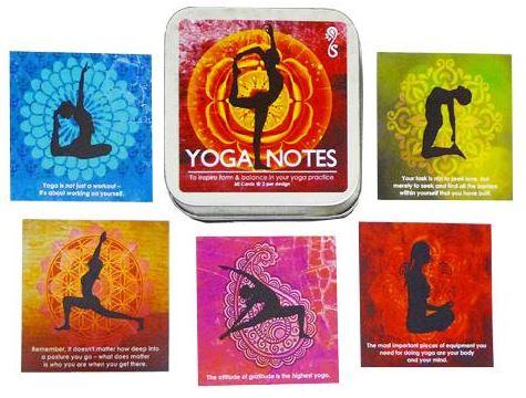 Yoga Notes