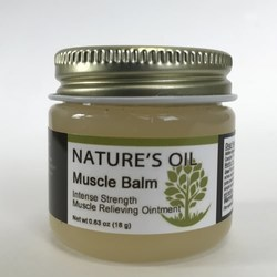 Natures Oil Muscle Balm Image