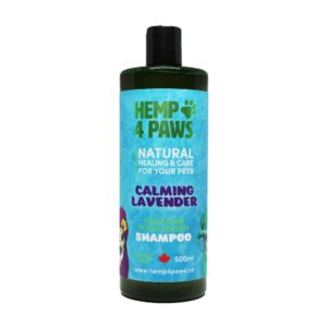 Hemp Calming Lavender Shampoo for Dogs