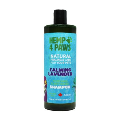 Hemp Calming Lavender Shampoo for Dogs