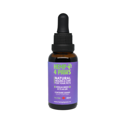 Hemp Oil Tincture for Medium Breeds