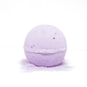 Hemp Heal Lavender Bath Bomb 55mg